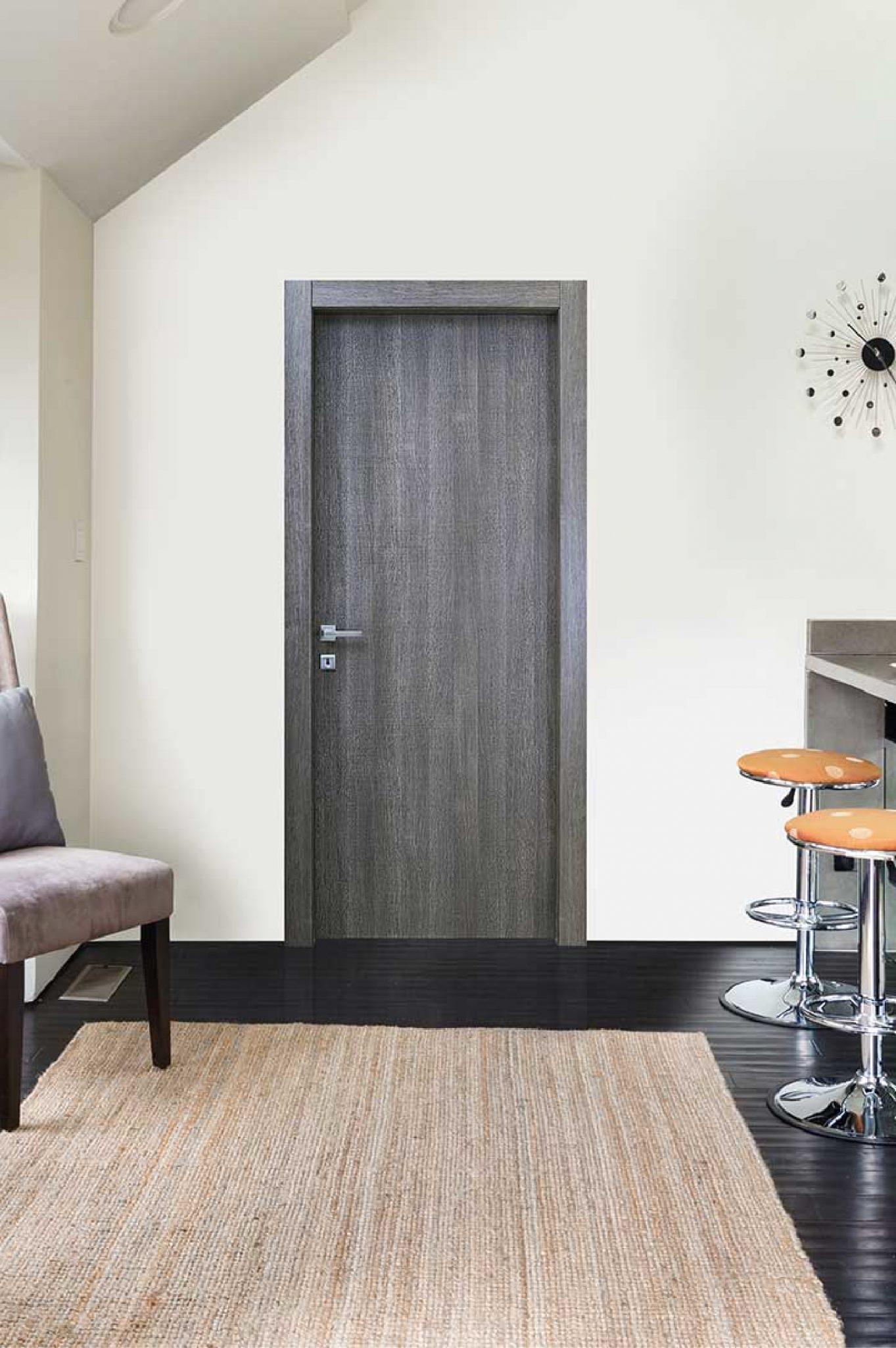 Porte da interni in legno e vetro gv serramenti - Porte da interno ...