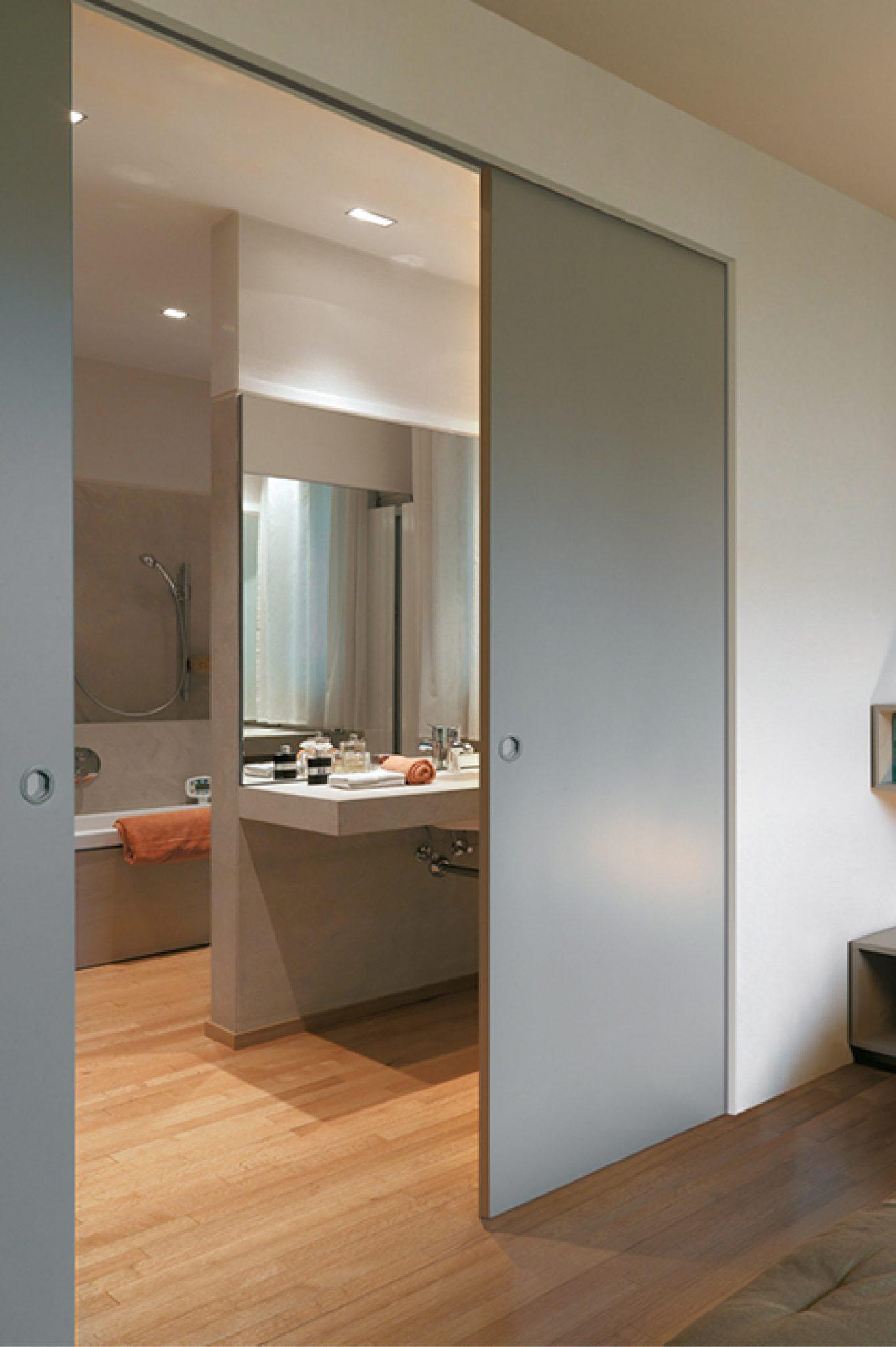 Porte da interni in legno e vetro | GV Serramenti